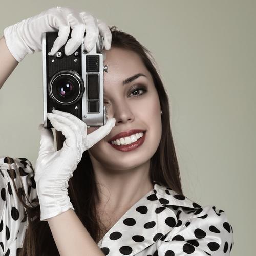 Perfektes Styling, modernste Technik sind Vorraussetzungen für gelungene Businessfotos