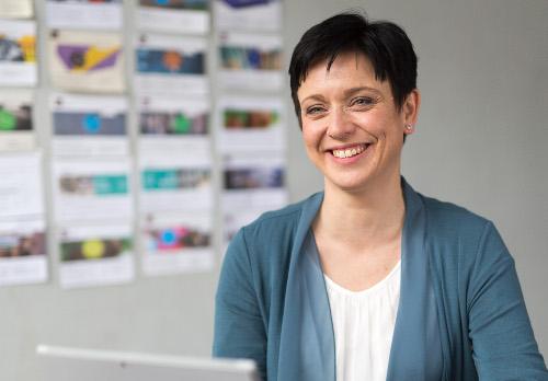 Münchener SEO-Fachfrau Kathrin Schubert