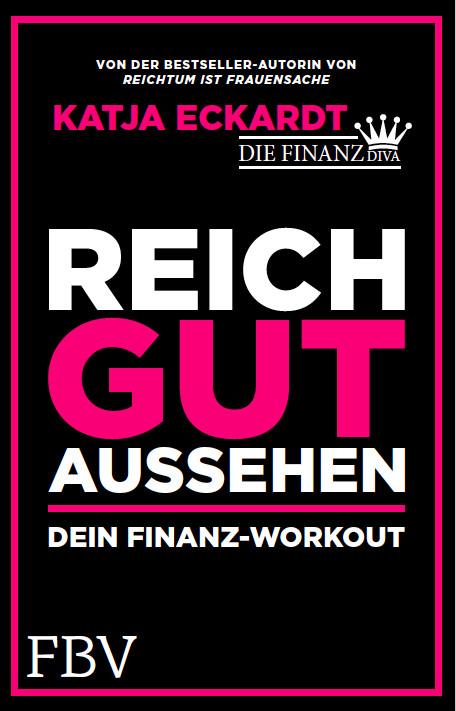 Das neue Buch von Katja Eckardt im Finanzbuch-Verlag