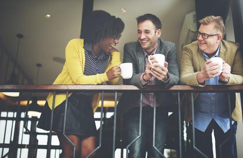 Netzwerken – nehmen Sie sich Zeit für einen Kaffee, es lohnt sich